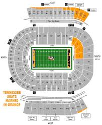 Lsu Seating Chart With Rows Eye Catching Lsu Tiger Stadium Layout Tiger Stadium Section 642