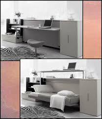 innovative space saving furniture. A Desk That Converts To A Twin-size Bed, Made In Italy By Clei. You Can See  This And Other Innovative Space-saving Modern Furniture At Resource Furniture Space Saving
