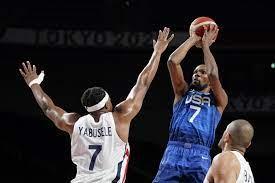 Olympic Basketball 2021: Durant, USA ...