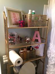 luxury pink and gold bathroom kate spade inspired organization lilly pulitzer decor accessory set rug wallpaper white black