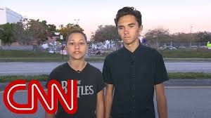 florida massacre survivors demand gun school shooting survivors demand action on gun control youtube