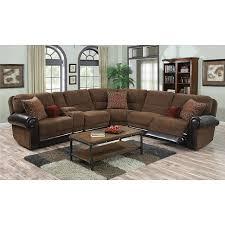 Auburn Sectional Reclining Sofa