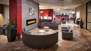 best western plus waterfront hotel come sit by the fire catch up with old