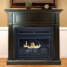 corner gas fireplace direct vent installation basement empire tahoe deluxe 32