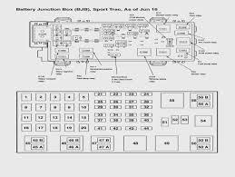 Fuse Diagram For 2000 Ford Explorer Fuel Pump Relay