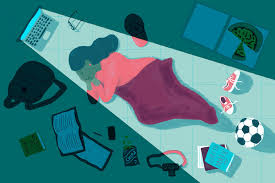 How College Students Are Sleeping Or Not Npr Ed Npr