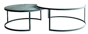 stacking coffee tables. Exellent Tables Round Nesting Coffee Table Black Glass Nest Tables  Stacking For Brilliant Home Prepare Set On