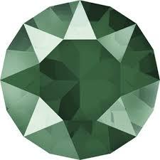 <b>1088 SS39 Стразы Сваровски Crystal</b> AB 8 16 мм, зеленый лак ...