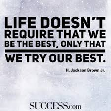 Success In Life Quotes