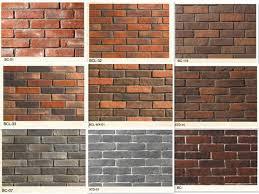 faux brick panels at home depot