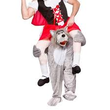 Other Costumes & Accessories - <b>Novelty Ride on Me</b> Mascot ...