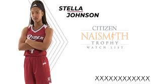 Rider's Stella Johnson Named to the Citizen Naismith Trophy Watch List -  Metro Atlantic Athletic Conference