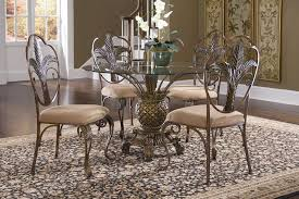 largo pina colada dining table base