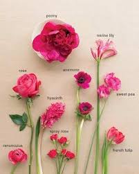 types of flowers in bouquets. flower types of flowers in bouquets
