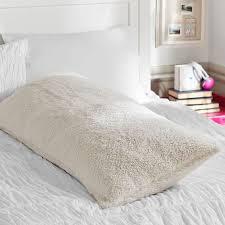 Faux Fur Body Pillow Cover