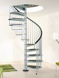 Civik Spiral Staircase 1400mm > Metal spiral staircase range > Home Page