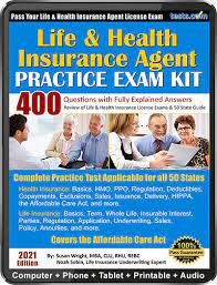 Bank & credit union insurance sales. Life And Health Insurance Agent Licensing Practice Exam 2021 Current