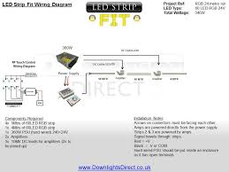 led strip fit wiring diagram 24m rgb with rf new led strip flickr scart rgb wiring diagram led strip fit wiring diagram 24m rgb with rf new by downlights direct