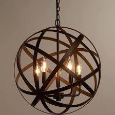 chandelier rustic orb chandelier modern font lighting wood ceiling wood orb chandelier g4