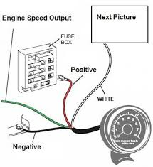sunpro tach wiring ls1 starter wiring \u2022 wiring diagrams j squared co how to wire tach to hei distributor at Tachometer Wiring Diagram