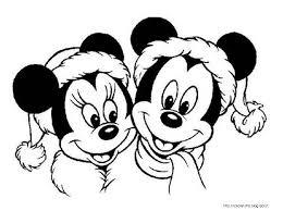Disegno Di Minnie E Topolino Da Colorare Per Bambini Migliori