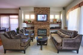 phoenix floating glass shelves family room contemporary with fireplace manufacturers and showrooms art above tv