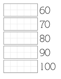 10 Frames to 100 by Abigail Morton   Teachers Pay Teachers