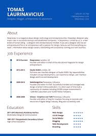 Resume Templates Samples Free Free Printable Resume Templates Resume Examples 52