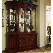 Glass Door China Cabinet — STEVEB Interior : Wonderful China ...