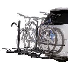 SportRack Platform Bike Racks Style Trailer Hitch Bicycle Carriers