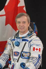 ESA - Robert Thirsk