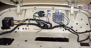 mga wiring harness installation How To Hook Up A Wiring Harness mga 1500 above mga 1600 below how to hook up a trailer wiring harness