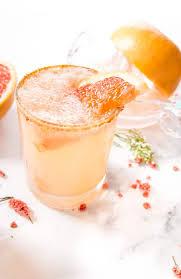 pink gfruit vodka tails happy