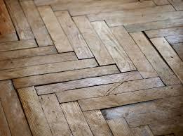 a marion buckling wood floor