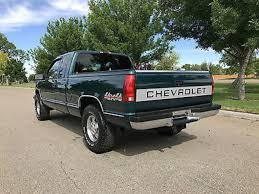 1995 Chevrolet Silverado 1500 Work Truck For Sale ▷ Used Cars On ...