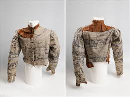 Agnes Richter's jacket – Brigstow Institute and STITCHING ...
