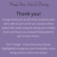 Wendy Bates School of Dancing - Posts | Facebook
