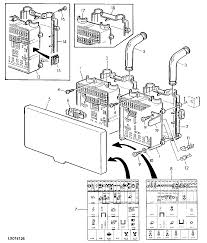 Wiring diagrams for deere tractor product identification number is john deere 4455 fuse panel diagram lx01