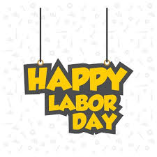 Labor Day Free Online Hanging Labor Day Typography Vector Free Download