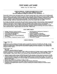 General Manager Resume Jmckell Com
