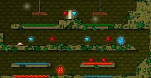 Fireboy and Watergirl in the Forest Temple - Play it now at ...