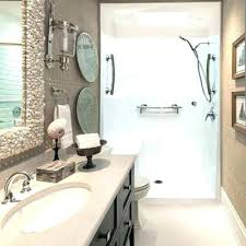 one piece shower kit walk in showers stalls kits bubbles low threshold with seat alcove