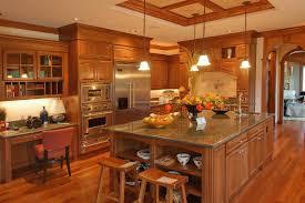 Honey Oak Kitchen Cabinets honey oak cabinets what color granite memsahebnet 2216 by xevi.us