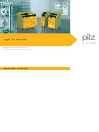 pilz pnoz x application manual gb relay risk management Pilz Pnoz X7 Wiring Diagram Pilz Pnoz X7 Wiring Diagram #18 Pilz PNOZ X5