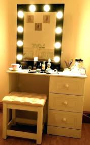 vanity table lighting. Interesting Vanity Make Up Table Lighting Dressing Lights Architecture Vanity  Modern Makeup With Org Within  Storage  Throughout Vanity Table Lighting M