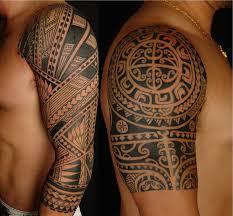 Foto Tatuaggi Maori Vu22 Regardsdefemmes