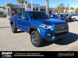 Used 2016 Toyota Tacoma TRD Off Road Pickup For Sale in Charlotte ...