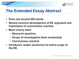 extended essay abstract example what is a thesis in an essay what buying a extended definition essay thesis statement for research