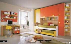 Kids Bedroom Interiors Bedroom Adorable Beige Theme Children Bedroom Decoration Design