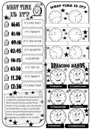 Time Worksheets » Telling Time Worksheets Beginners - Free ...